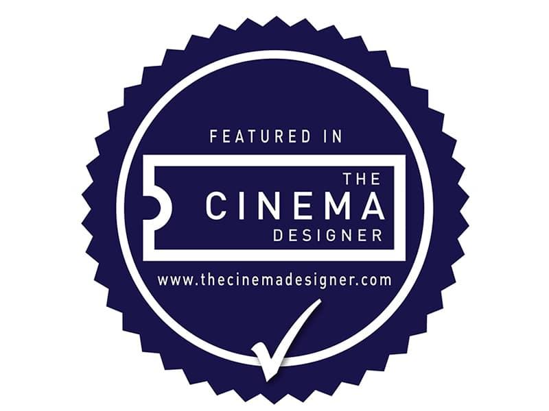 Cinema Designer 標誌