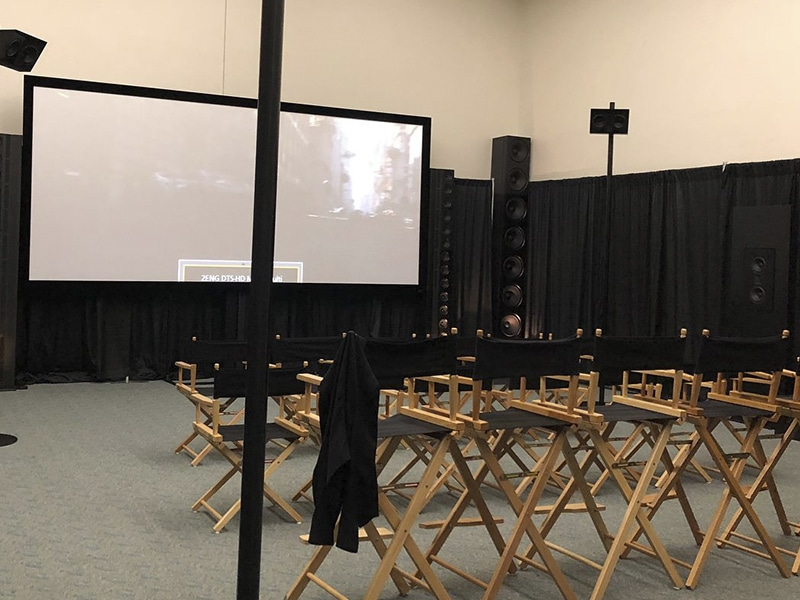 CEDIA 2018 cinema