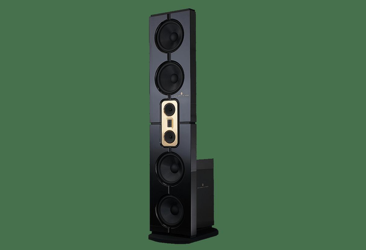 Model D speaker front
