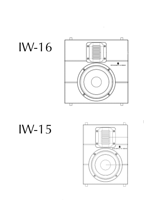 Model IW-15 and IW-16