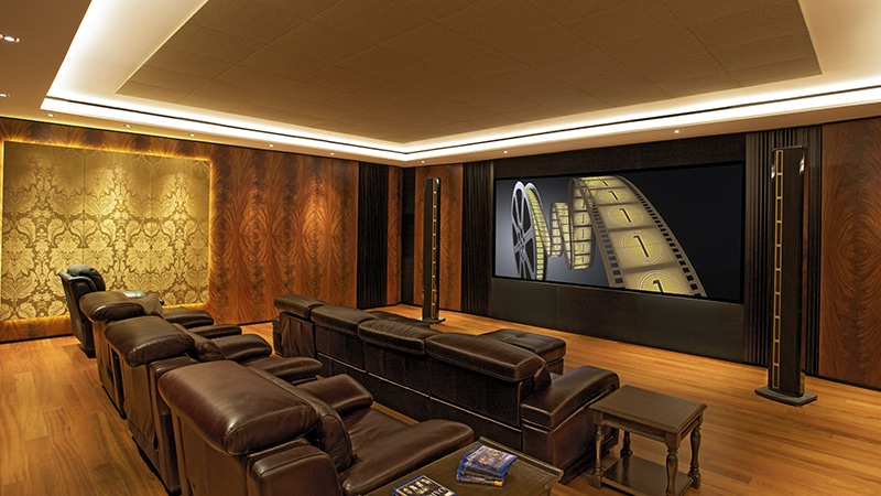 LS home theater