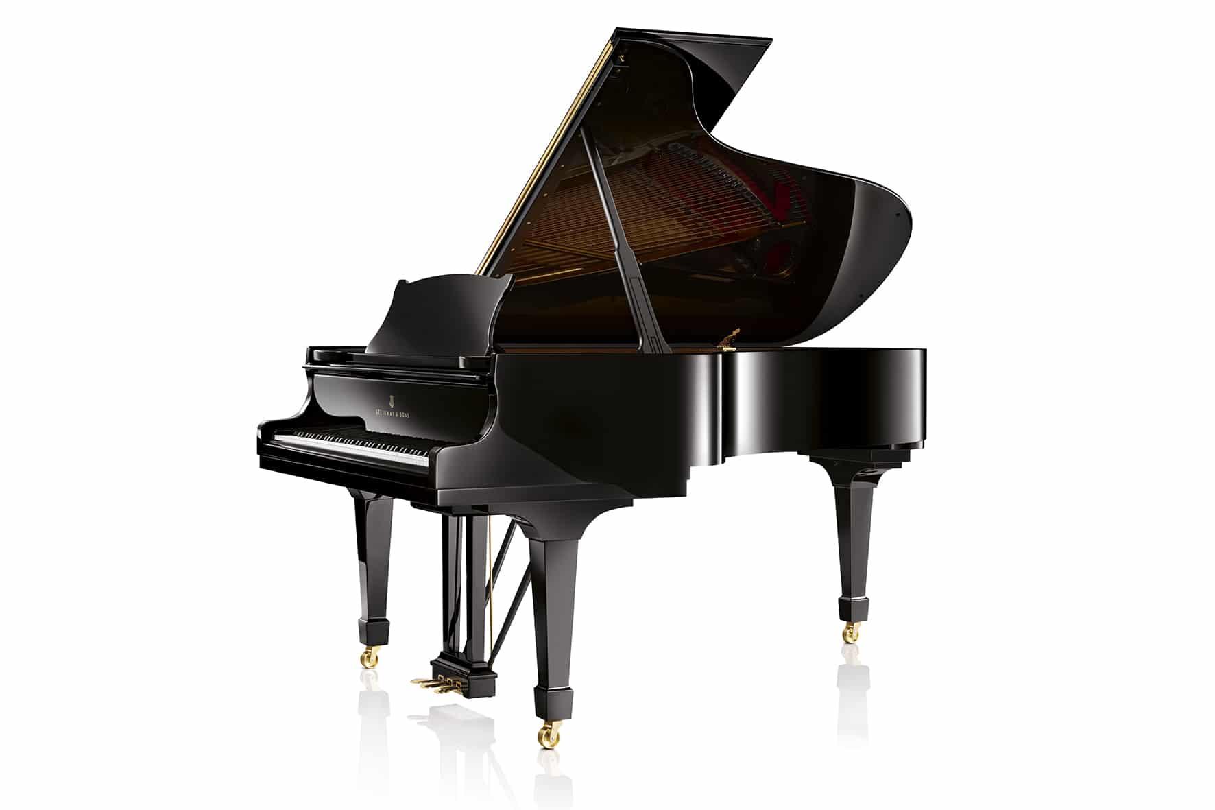 Model B piano