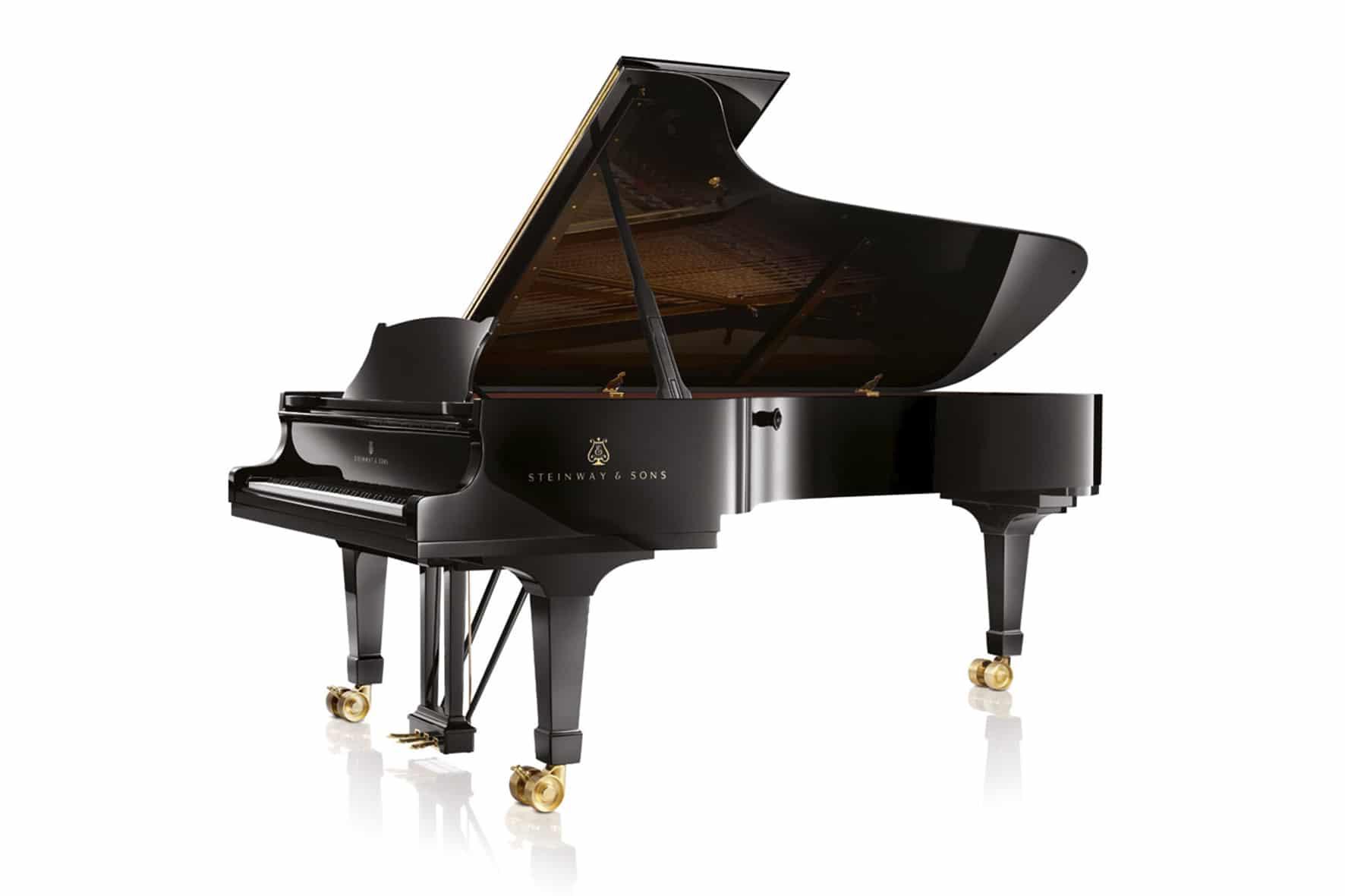 Model D piano