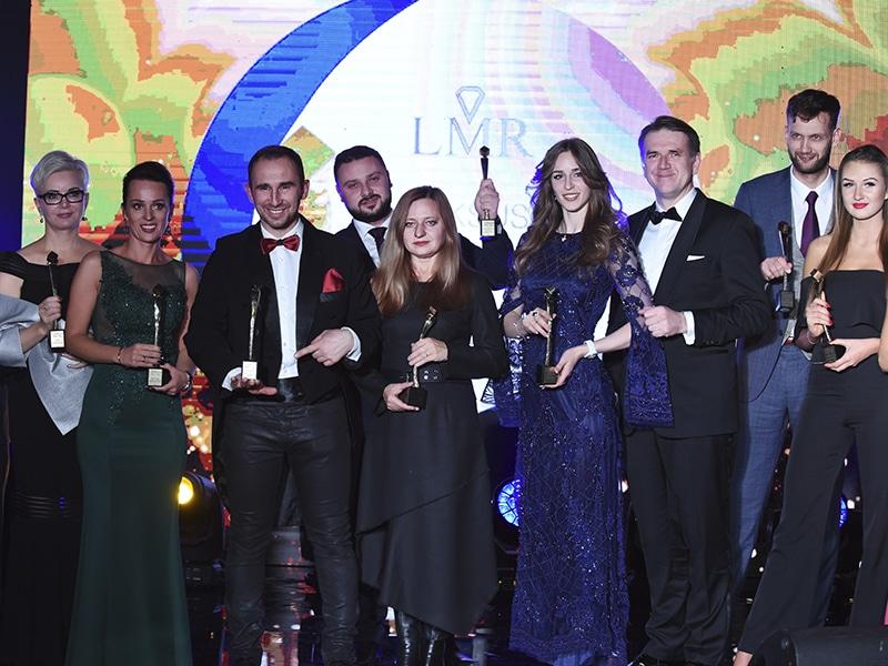 Award ceremony in Poland
