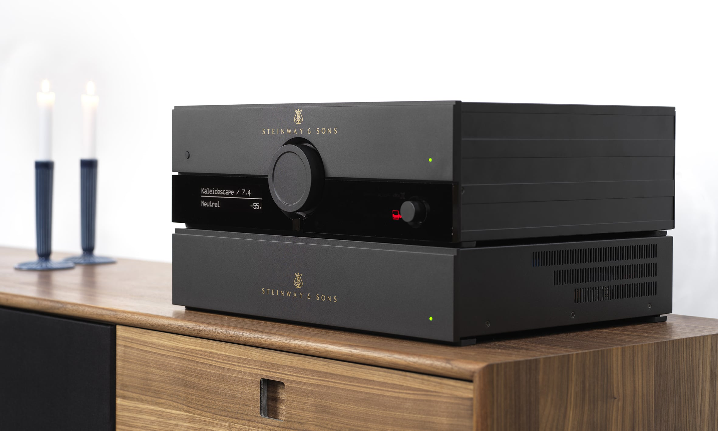 Steinway Lyngdorf 最新款處理器將在 2019 年 CEDIA 上發布