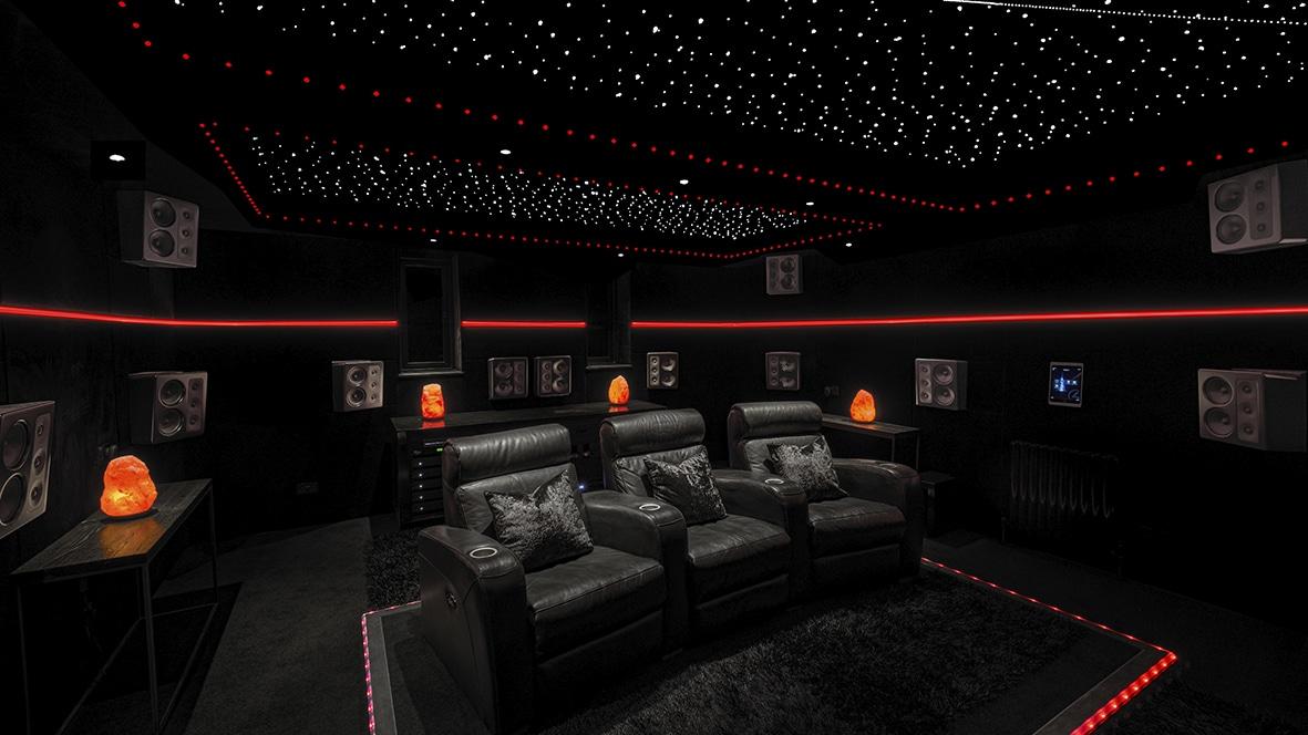 Nigels gaming room