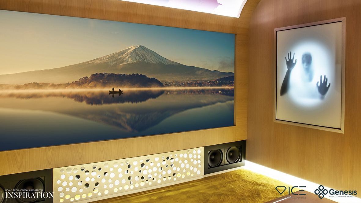 Genesis showroom