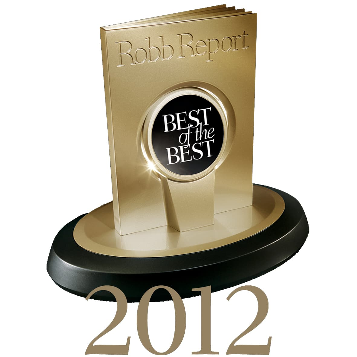 Robb Report award for S-15