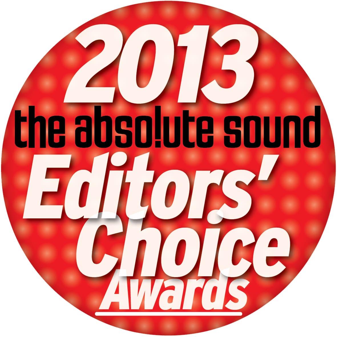 Editors choice award for S-15