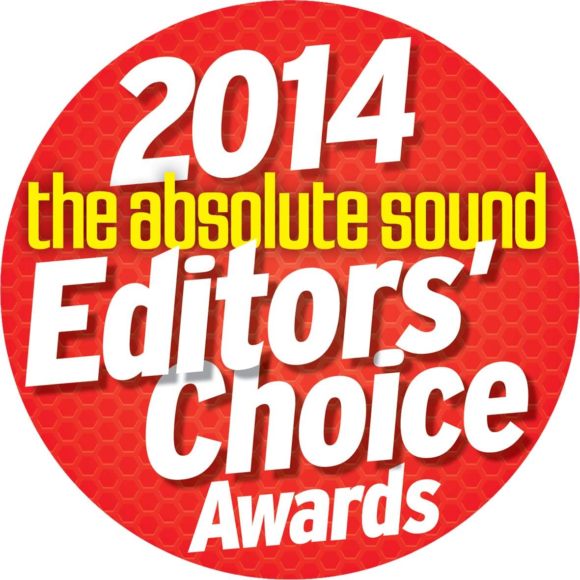 Editors choice award 2014 for S-15