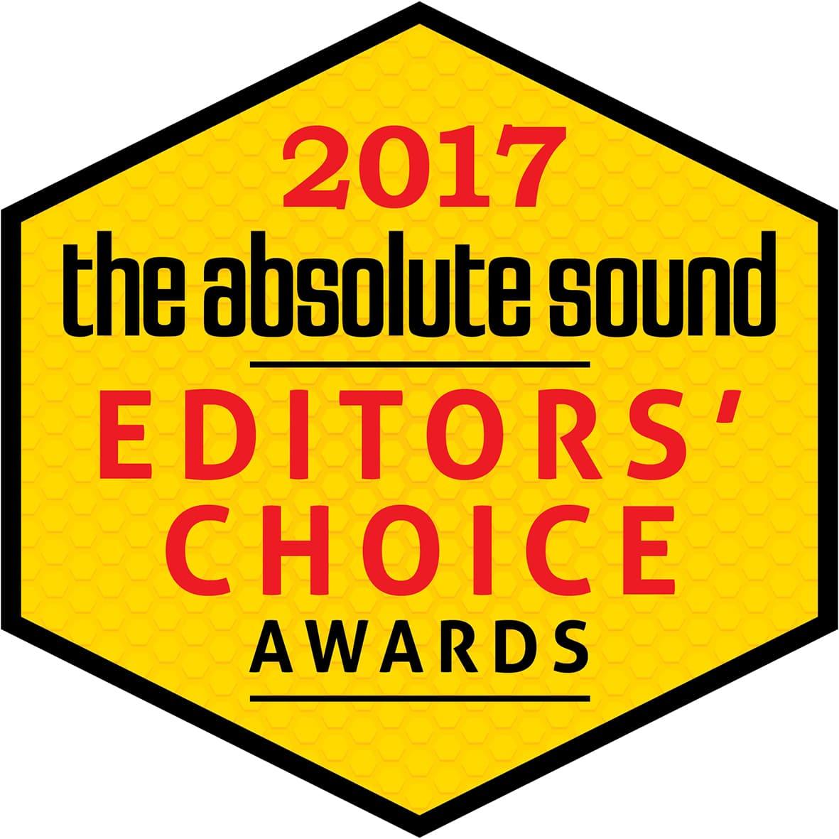 Editors choice award 2017 for S-15