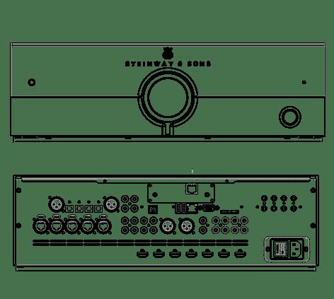 P300 tekniske tegninger