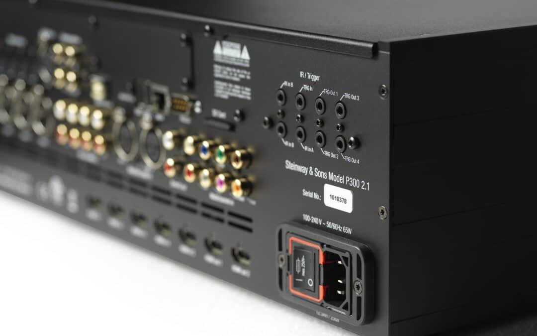 P300 2.1 upgrade