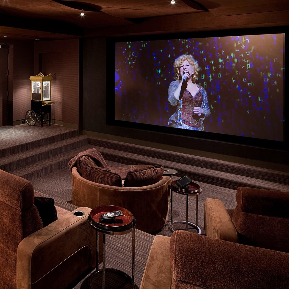 Steinway home cinema
