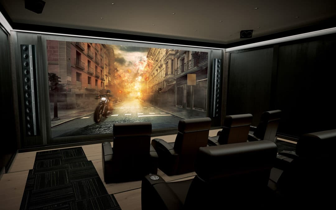 Native immersive experience with Spatial